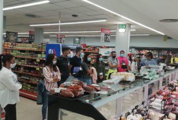 Diputación convoca la 2ª edición de las becas HEBE Capacita Carrefour y lanza las nuevas líneas ENCE, USISA y García Carrión