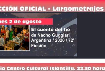 Sección Oficial Largometrajes: Festival de Cine de Islantilla