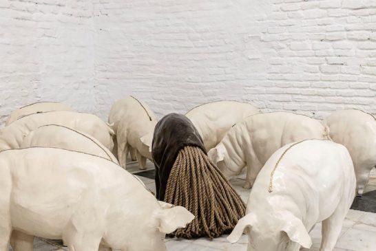 Inauguración de la Exposición 'Proyecto Circe' de la artista Raquel Eidem