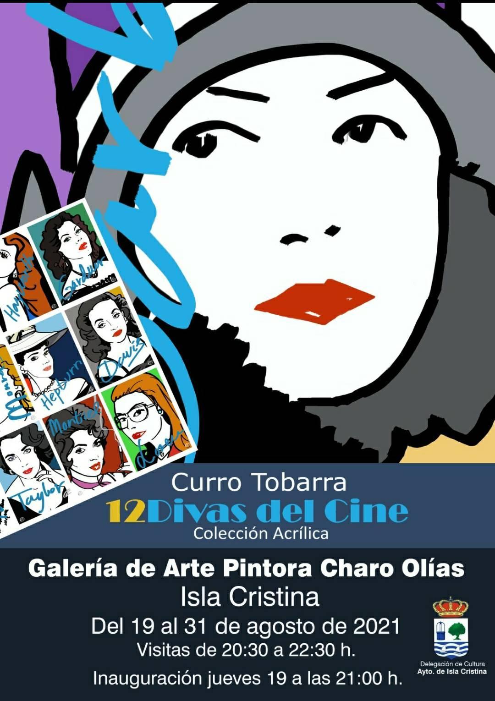 Exposición «12Divas del Cine»