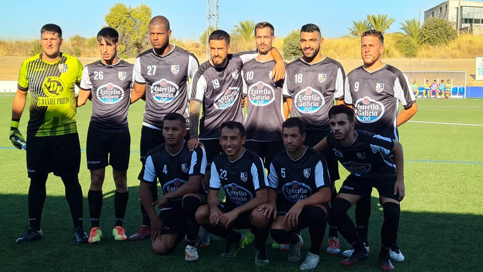 Los Rosales primer rival del Punta del Caimán en Segunda Andaluza
