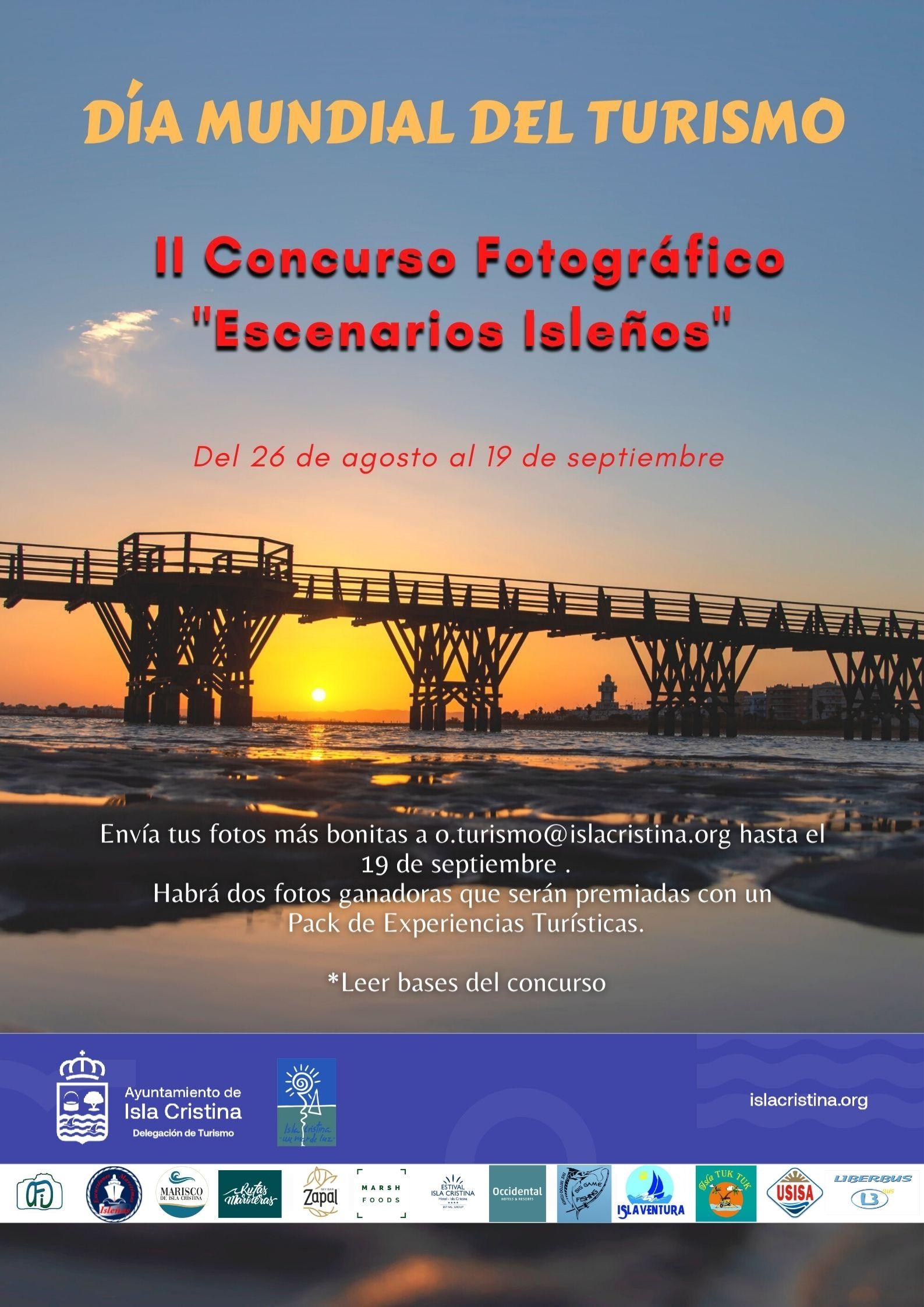 """Bases del II Concurso Fotográfico """"Escenarios Isleños"""""""