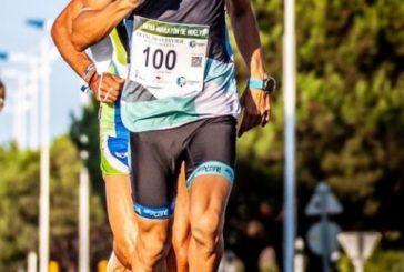 Martín Buceta y Jessica Valdayo ganan la Carrera Nocturna de Aljaraque