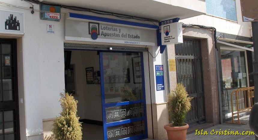 La Bonoloto del Miércoles reparte suerte en Isla Cristina
