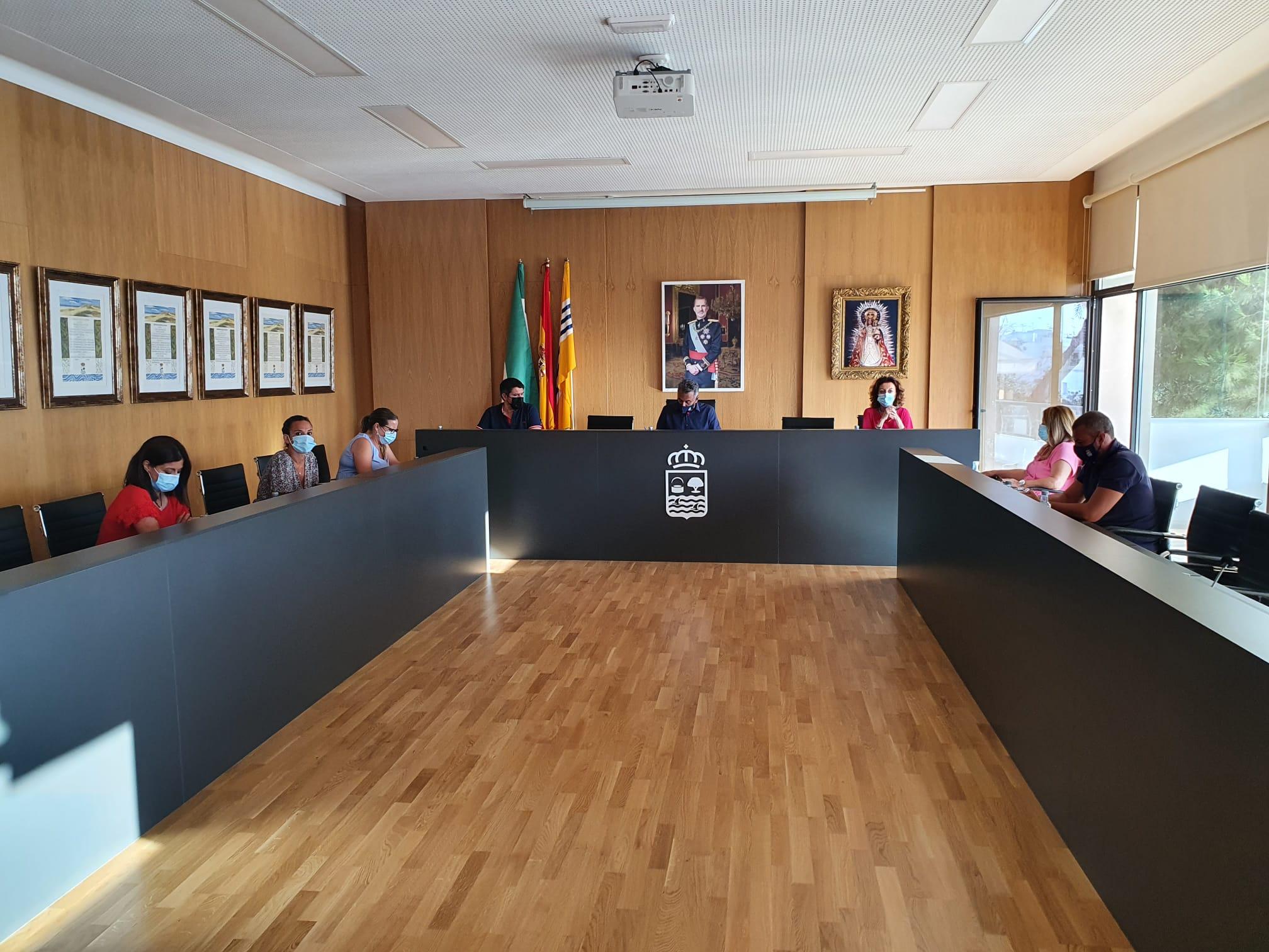Isla Cristina aprueba el presupuesto general que supera los veinte millones de euros