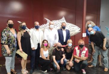 Isla Cristina acogió la exposición Un Bol de Atunes Rojos