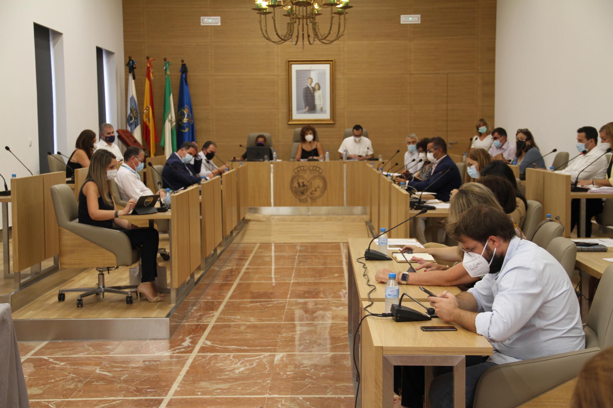 Diputación abre una línea de ayudas para mejorar las redes viarias y las infraestructuras de los ayuntamientos