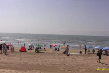 Cs, ha exigido al Gobierno un Plan de Regeneración de Playas para Isla Cristina