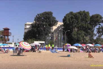 Playa Central de Isla Cristina 2021
