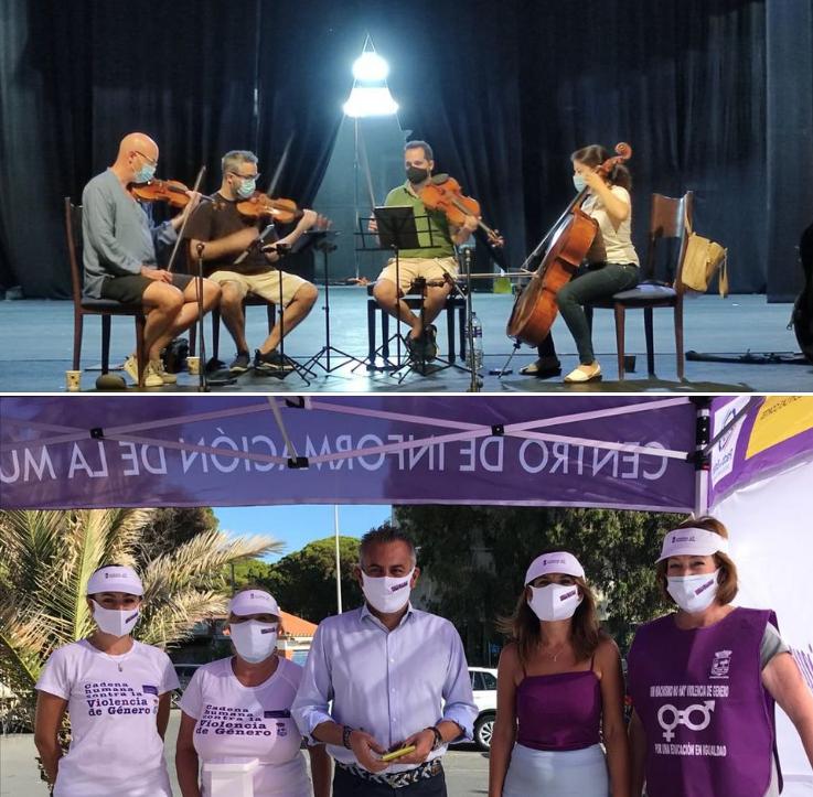 Música y Solidaridad en las mañanas de Radio Isla Cristina