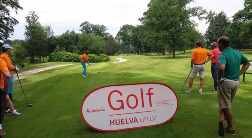 La provincia de Huelva promocionará a touroperadores europeos su oferta turística de golf
