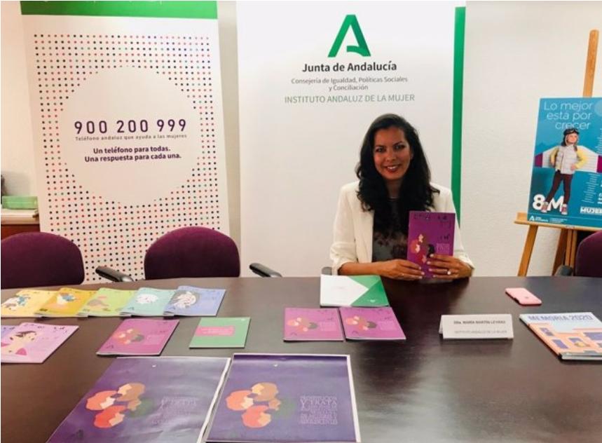 El IAM atiende en Huelva a 95 mujeres por violencia sexual hasta junio, un 17% más que en 2020