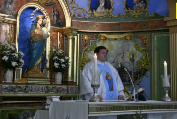 Bendición Presbiterio Parroquia de Pozo del Camino y Despedida de su Párroco Karol