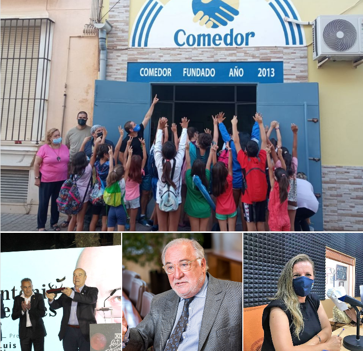 Lunes cargado de actualidad en las mañanas isleñas de Radio Isla Cristina
