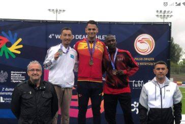 Ionut Acin Campeón del Mundo de marcha