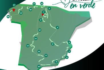 Caja Rural-Seguros RGA desarrolla La Vuelta en Verde, iniciativa solidaria con Caja Rural del Sur