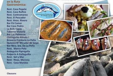Isla Cristina. Primera  Ruta de la Caballa
