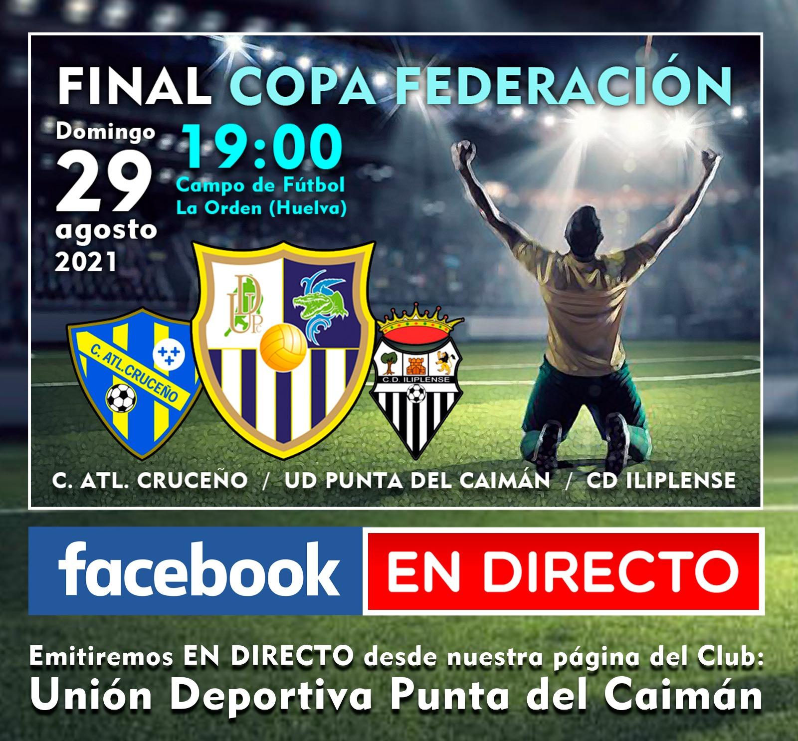 El Punta del Caimán a por la Copa Federación en Huelva