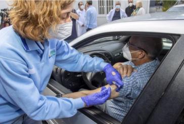 Nueva jornada de vacunación sin cita en Isla Cristina