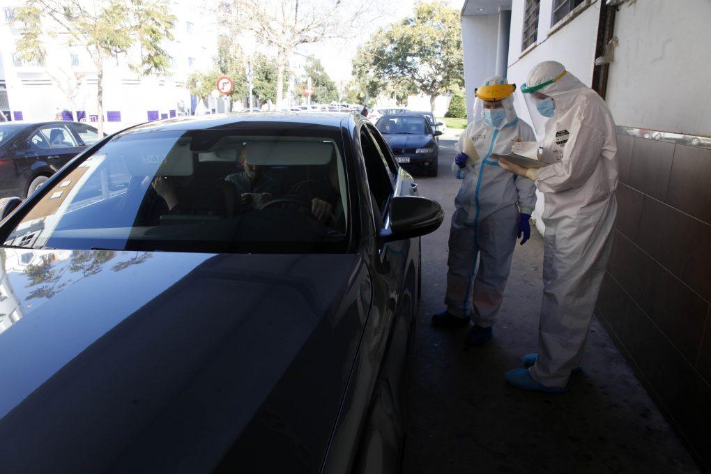 Isla Cristina entre los municipios más afectados por los 276 casos de este miércoles