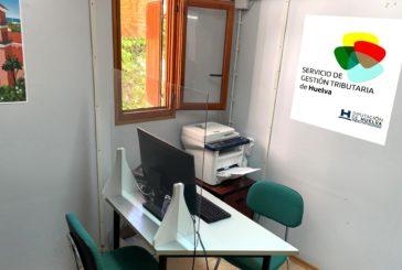 Abierta una Oficina de Gestión Tributaria en Islantilla durante el mes de agosto
