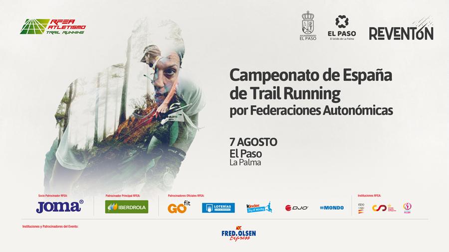 Forero y Aitmansour con Andalucía al Nacional de Trail en Canarias