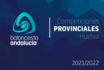 Se abre el plazo de inscripción para las competiciones provinciales de Baloncesto 2021/2022