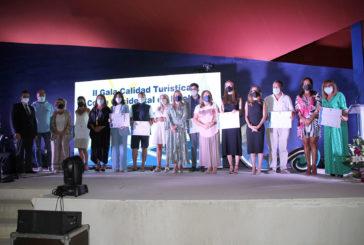 Islantilla acogió la II Gala de la Calidad Turística de la Costa Occidental de Huelva