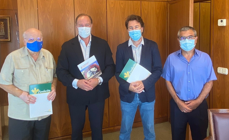 Fundación Caja Rural del Sur apoyará a Proyecto Hombre en sus actividades