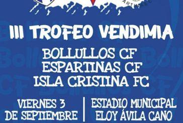 """El """"III Trofeo Vendimia"""" donde participa el Isla Cristina aplazado al martes"""