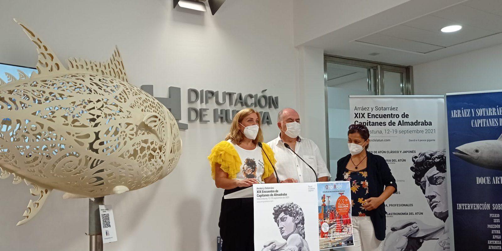 Del 12 al 19 de septiembre tenemos una cita en Isla Cristina con la celebración del XIX Encuentro de Capitanes de Almadraba 'Arráez y Sotarráez'
