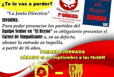 El Punta del Caimán debuta en Huelva Frente a Los Rosales