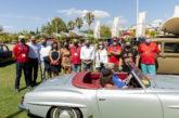 Éxito de participación en la VII Concentración de Vehículos Clásicos celebrada este fin de semana en Isla Cristina