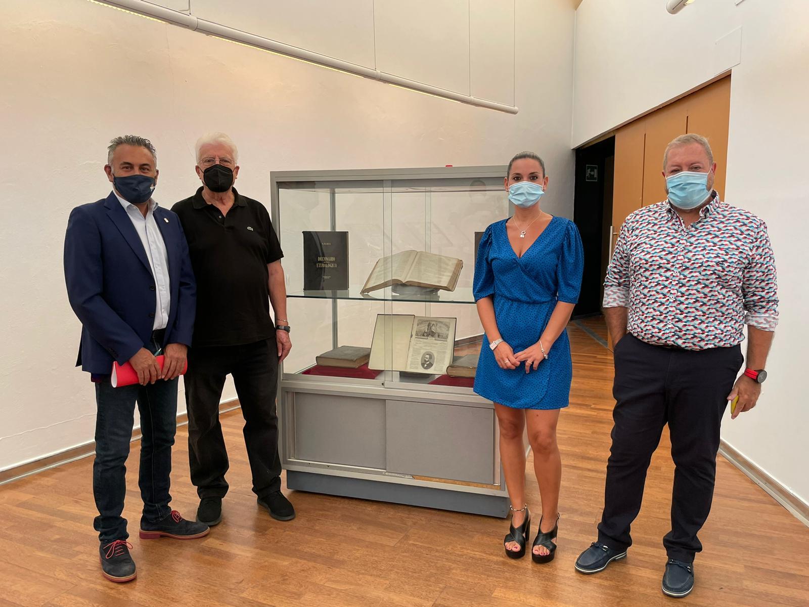 Inaugurada en Isla Cristina una exposición sobre Roque Barcia con motivo del Bicentenario de su nacimiento