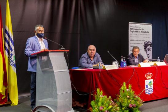 Inaugurado el XIX Encuentro de Capitanes de Almadraba en Isla Cristina