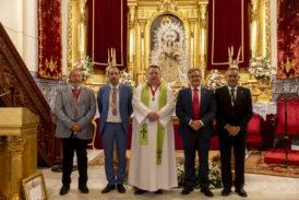 Comienzan las Fiestas Patronales en Isla Cristina con la Exaltación a la Virgen del Rosario