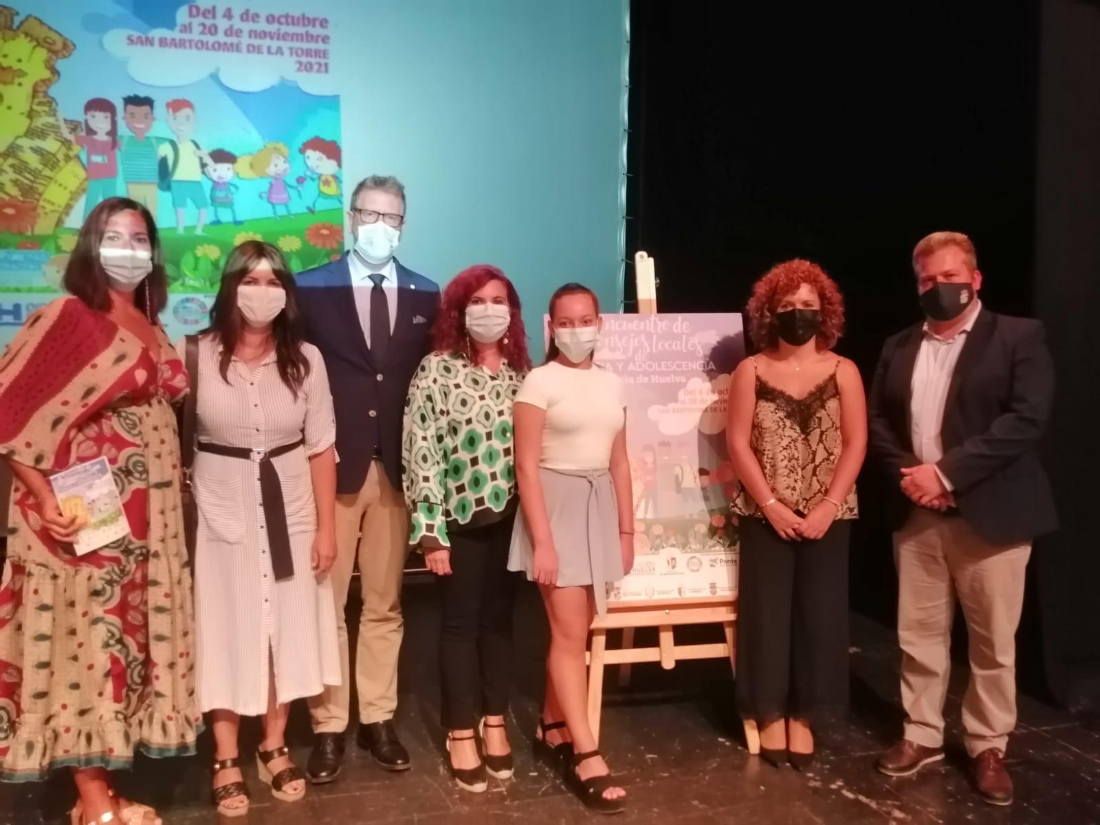Isla Cristina estará presente en el V Encuentro Provincial de Consejos Locales de Infancia y Adolescencia que se celebrará en San Bartolomé de la Torre