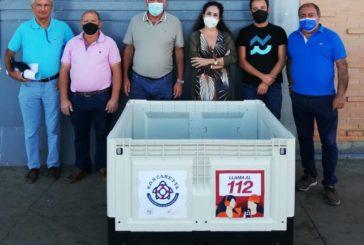 La flota pesquera de Isla Cristina se suma a un proyecto de rescate de tortugas marinas