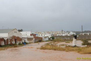 Activado el aviso naranja por lluvias para la provincia de Huelva