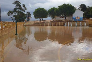 Diputación de Huelva pone a disposición sus medios para restablecer la situación tras las lluvias