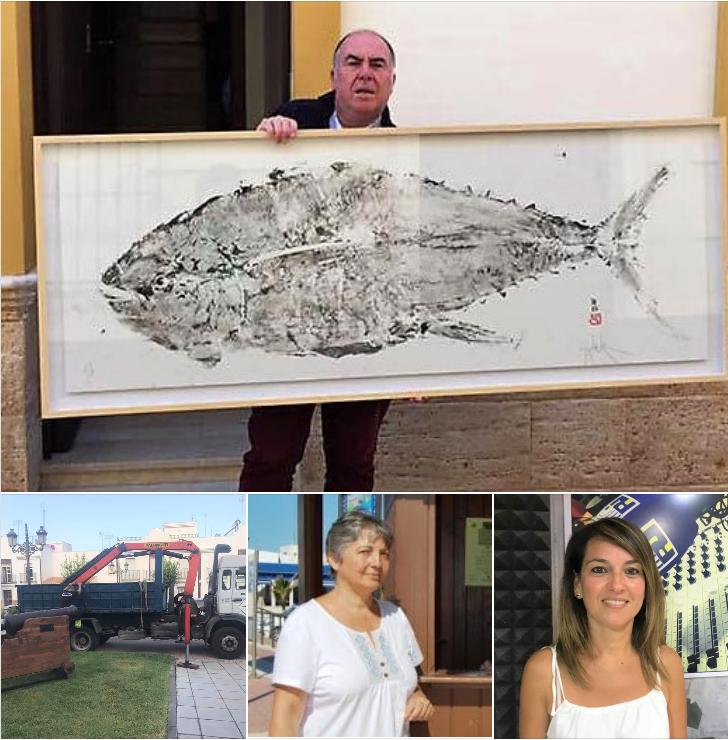 Toda la actualidad sobre la «Semana del Atún» en las mañanas isleñas de Radio Isla Cristina