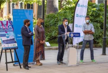 Huelva capital acogerá el V Triatlón Olímpico 'Huelva, Puerto del Descubrimiento'