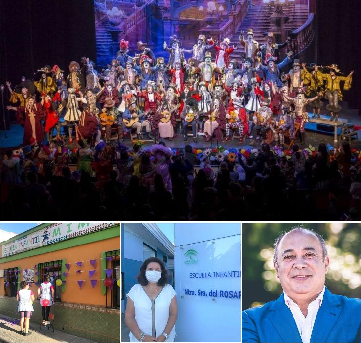 La actualidad del Carnaval 2022, en las mañanas isleñas de Radio Isla Cristina