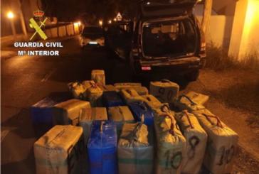 La costa de Huelva registra 13 operaciones contra el narcotráfico este verano con 35 detenidos