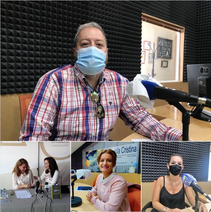 La programación de septiembre en las mañanas isleñas de Radio Isla Cristina