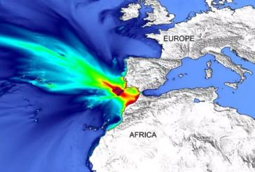 45 minutos y 12 metros de altura: la ola que podría 'sepultar' la costa occidental de Andalucía