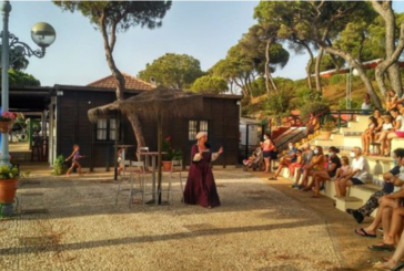 El Muelle de las Carabelas se promociona en los establecimientos hoteleros de Isla Cristina