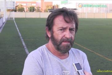 Entrevista al técnico isleño de la UD Punta del Caimán Manuel Suárez Revidiego