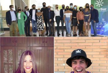 Los isleños Jaime y Cristina Silva, presentan Enreda2, en el otoño de Canal Sur TV