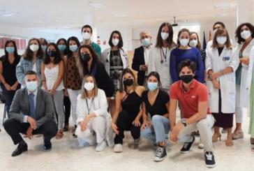 El hospital Infanta Elena de Huelva incorpora la especialidad de Anestesiología a su oferta docente MIR